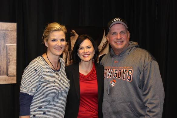 Garth Brooks and Trisha Yearwood
