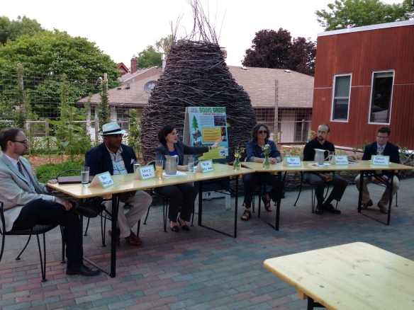 Sustainability Round Table