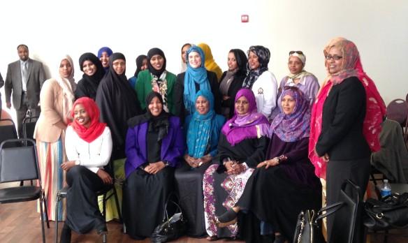 Somali women entrepreneurs